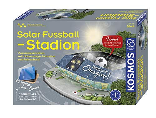 KOSMOS 628192 - Solar-Fußballstadion - Stadion...