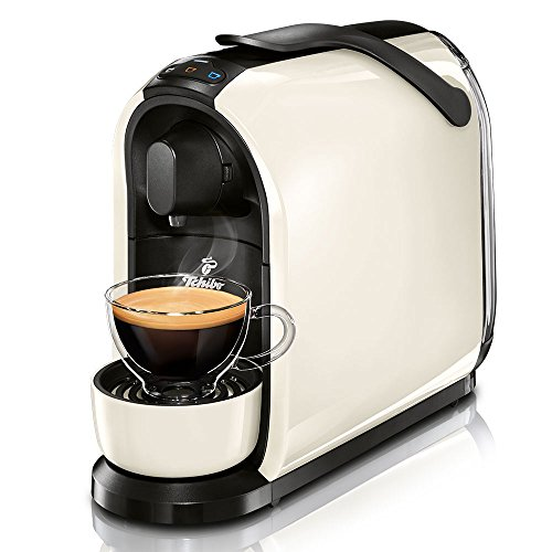 Tchibo Cafissimo Pure Kapselmaschine (für Kaffee,...