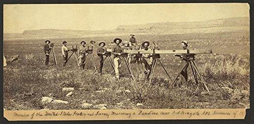 Foto: Vereinigten Staaten Geologische Survey, Land...