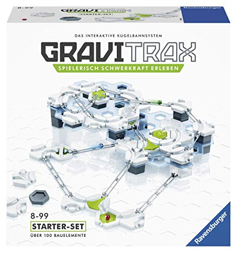 Ravensburger GraviTrax Starterset - Erweiterbare...