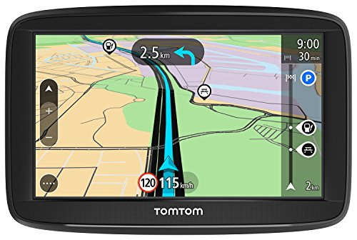 TomTom Start 52 Pkw-Navi (5 Zoll, mit Lebenslang...
