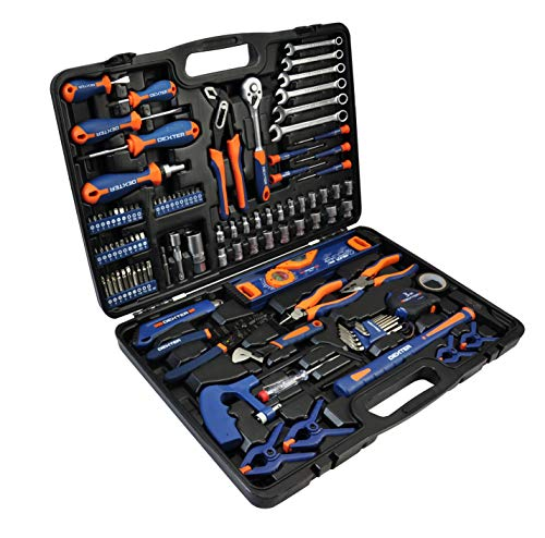 DEXTER - 108-teiliger Werkzeugkoffer