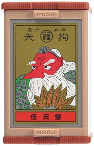 Nintendo playing cards round Fu Tengu red (japan...