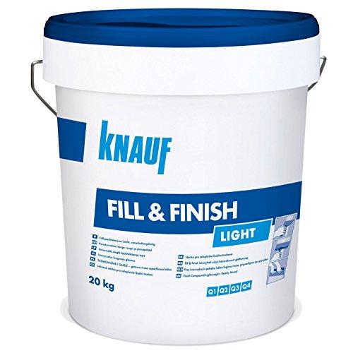 SHEETROCK Fill & Finish light - 20 kg