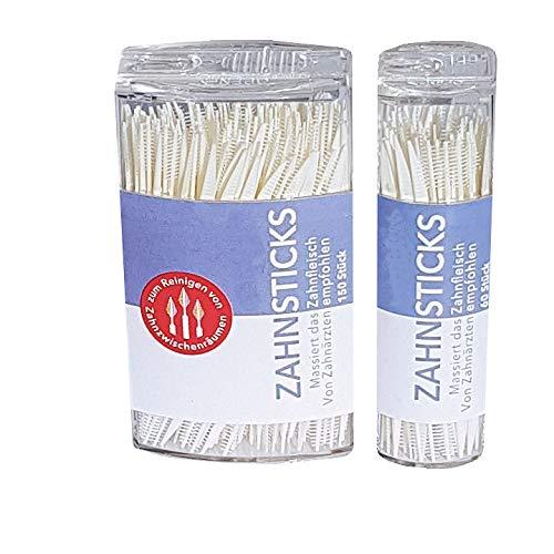 Zahnsticks 210 Stück - zum Reinigen von...