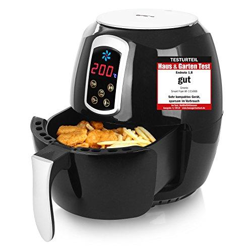 Emerio Heißluftfritteuse, Airfryer, Smart Fryer,...