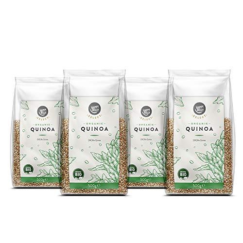 Amazon-Marke: Happy Belly Select - Bio Quinoa, 4 x...
