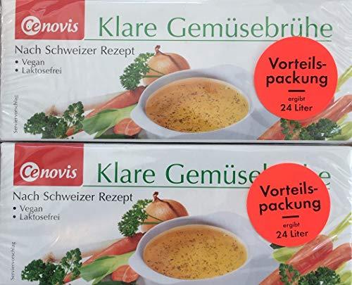 Cenovis Klare Gemüsebrühe nach schweizer Rezept,...