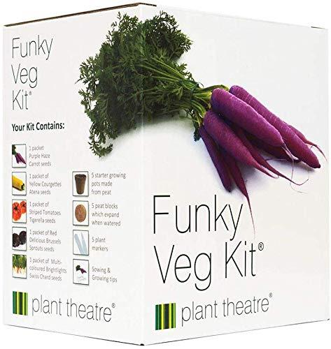 Plant Theatre Flippiges Gemüse-Kit - 5...