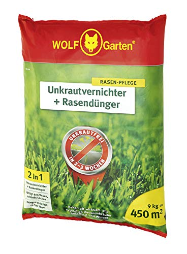 WOLF-Garten - 2-in-1: Unkrautvernichter plus...