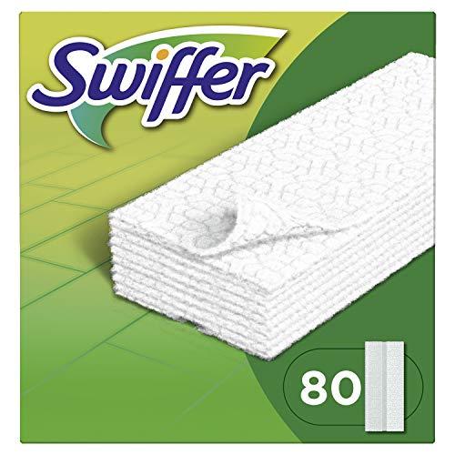 Swiffer Trockene Bodentücher Nachfüllpackung, 80...