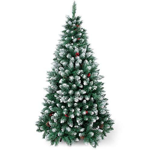 Sunjas Weihnachtsbaum künstlich, 120/150/180/210...