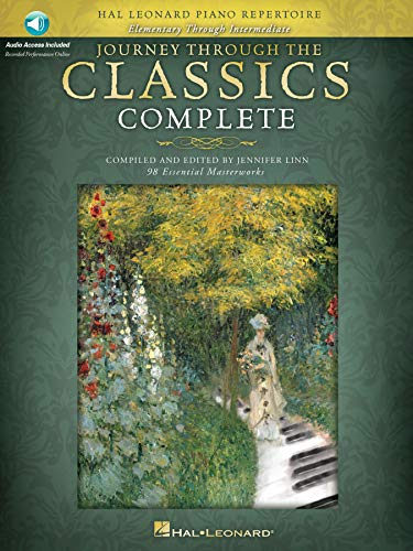 Journey Through the Classics Complete - Book with...