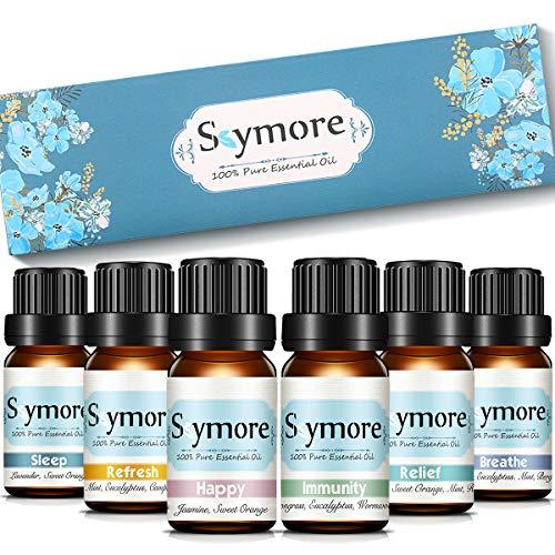 Skymore Ätherische Öle Set, Reine Duftöle...