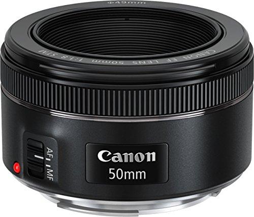 Canon EF 50mm F1.8 STM Objektiv (58mm...