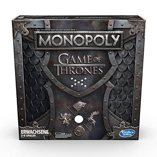 Hasbro Gaming E3278100 Monopoly Game of Thrones...