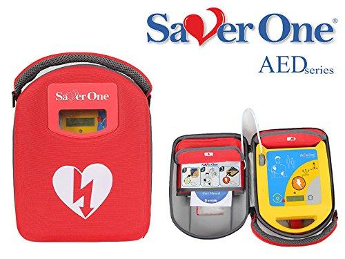 SAVER ONE AED Defibrillator A1 mit...