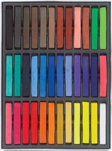 HAIRCHALKIN 36 Farben Ungiftige Haartönung, Kalk...