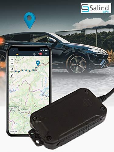 Salind GPS-Tracker Auto, Motorrad und Fahrzeuge...