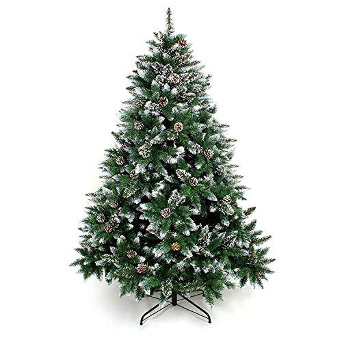 Yorbay Weihnachtsbaum Tannenbaum mit Ständer...