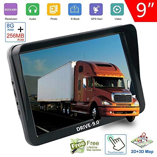9 Zoll GPS Navi, Navigationsgerät Drive-9.0, für...