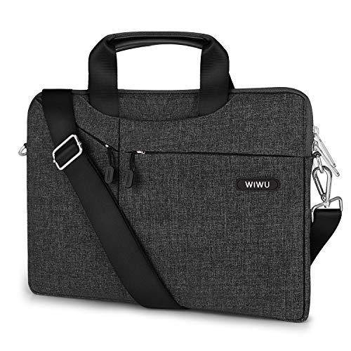 EKOOS 13 Zoll Laptop Notebook Schultertasche,...