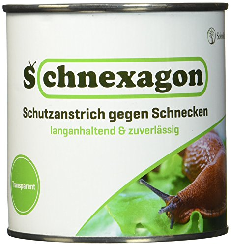 Schnexagon 03821 Schutzanstrich gegen Schnecken...