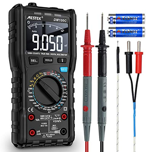 Digitaler Multimeter Spannungsprüfer AC DC...
