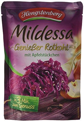 Mildessa Genießer Rotkohl mit Apfelstüclchen 6 x...