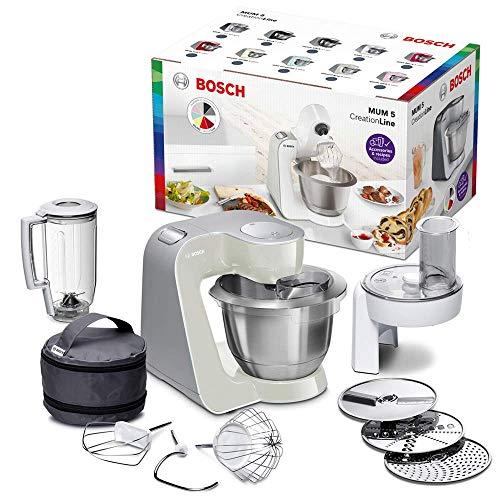 Bosch MUM5 CreationLine Küchenmaschine MUM58L20,...