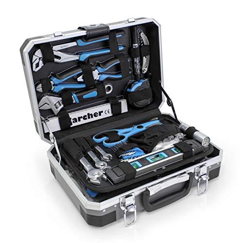 KARCHER Werkzeugkoffer 114-teiliges Tool-Set I...