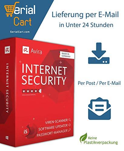 Avira Internet Security Suite 2020   1 Gerät / 1...