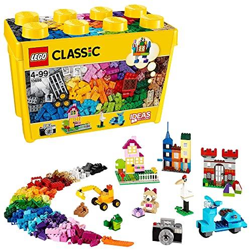 LEGO 10698 Classic Große kreative Bausteine-Box,...