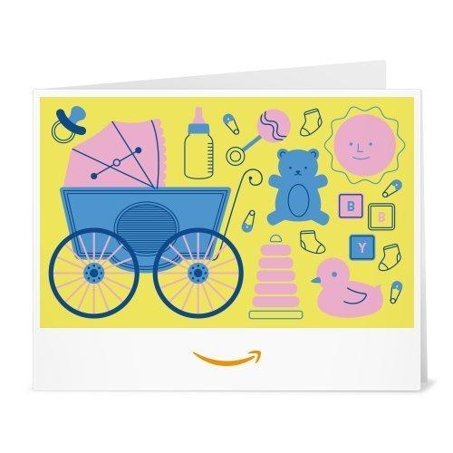 Amazon.de Gutschein zum Drucken (Baby Icons...