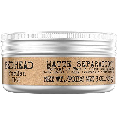 Bed Head for Men by Tigi Matte Separation...