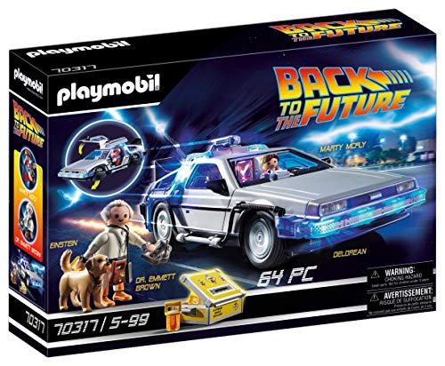Playmobil Back to the Future 70317 DeLorean mit...