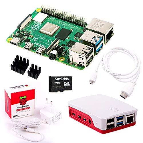 InnoConnect Raspberry Pi 4 (2GB RAM) Bundle 32GB,...