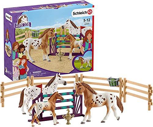 Schleich 42433 Horse Club Spielset - Horse Club...