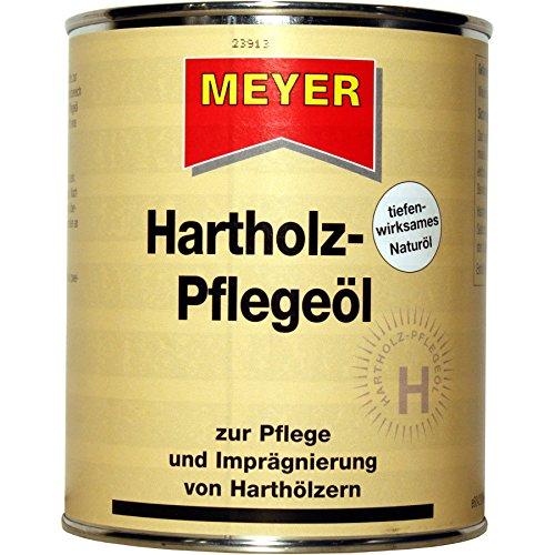 Hartholz Pflegeöl, Teaköl, Holzimprägnierung,...