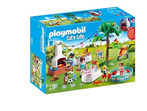 PLAYMOBIL City Life 9272 Einweihungsparty, Mit...