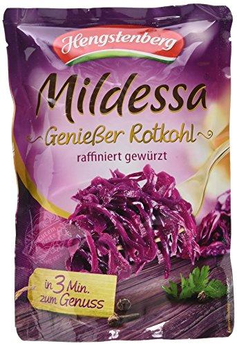 Mildessa Genießer Rotkohl raffiniert gewürzt 6 x...