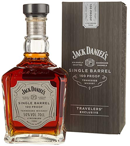Jack Daniel's Single Barrel 100 Proof Limited...