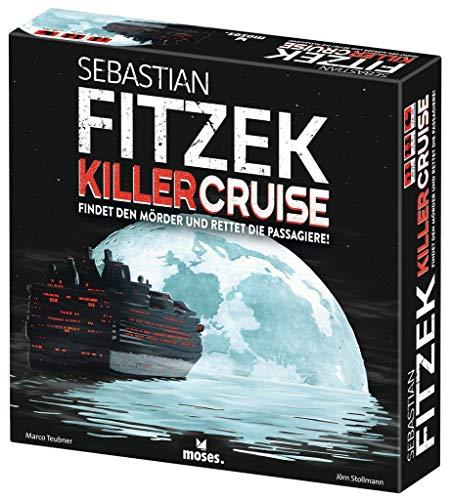 moses. 90358 Sebastian Fitzek Killercruise | Der...