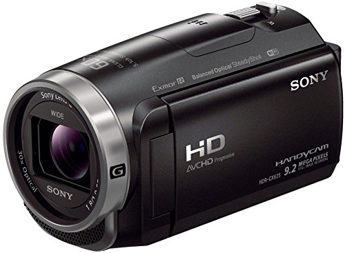 Sony HDR-CX625 Full HD Camcorder (30-fach...