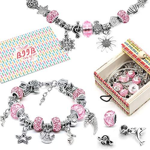 BIIB Geschenke für Mädchen Teens - Charm Armband...