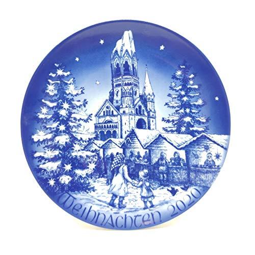Rosenthal BAREUTHER 2020 Weihnachtsteller -...