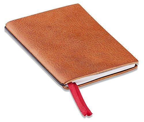 X17 A7 1er Notizbuch im vegetabil gegerbtes Leder...