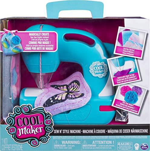 Cool Maker Sew Cool - Sew N Style Nähmaschine -...