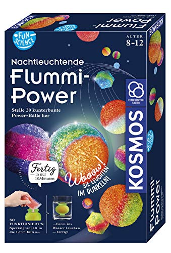 Kosmos 654108 Fun Science - Nachtleuchtende...