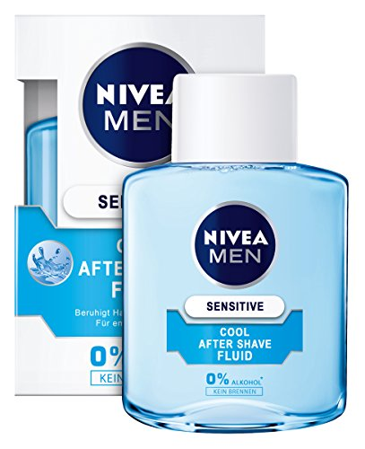 NIVEA Men, 3er Pack After Shave Fluid für...